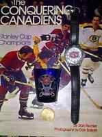 Montreal Canadiens Collectables.