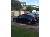 Volvo s40 r design 59 plate /swaps what you got