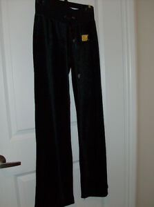 Girls Pants Made in Italy - Black Club Gym Couture - Super Soft Oakville / Halton Region Toronto (GTA) image 1