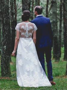 Robe de mariée Claudette Floyd