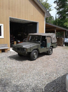 Looking for A Iltis Jeep!