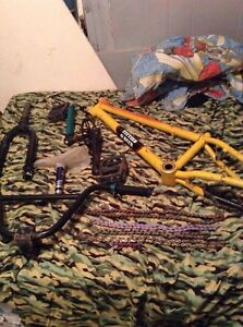 Looking to trade bmx parts for scooter parts