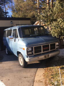 1989 Chevy Shorty Van G10 Vandura GMC $4200