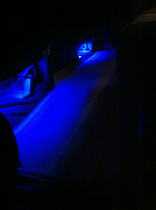 Vehicle or home led lighting , stereo install