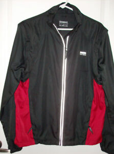 NEW Running Room Jacket + 100% Waterproof Storm Master  Med