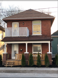 Newly Renovated 4 Bedroom, 2 Bathroom Apartment in Peterborough