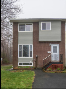 *rented*  3BR townhouse for rent Aug 1st Cole Harbour/Dartmouth