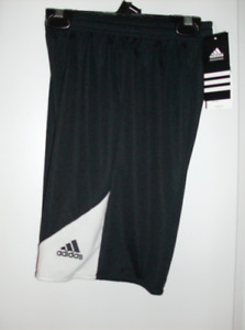 NEW Adidas Shorts with Tag - Climalite Size  Youth Med