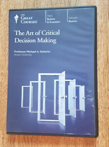 DVD -Art of Critical Decision Making