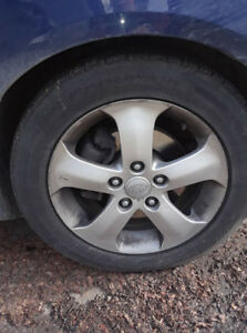 Hyundai Rims and Tires For Sale