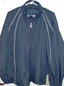 NEW Tag On - Mens Jacket - Lined for Fall/Spring Size Medium