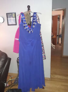 Bridesmaid or Evening Gown Size 20