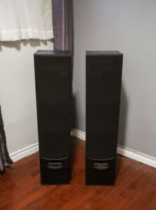 Wharfedale Valdus 500 Speakers