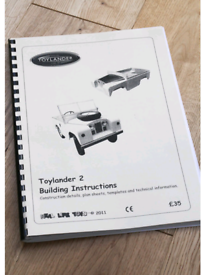 Toylander 2 book