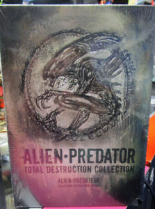 Sealed Alien.Predator Total Destruction Boxed DVD Collection