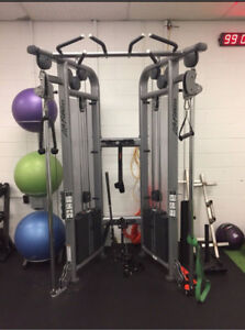 Clearout SALE! LifeFitness Dual Adjustable Pulley System