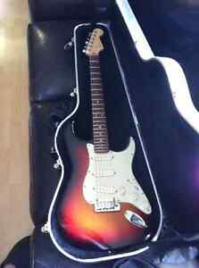 Fender American Deluxe Stratocaster $1250