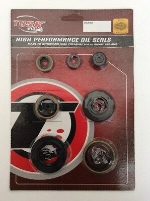Tusk Engine Oil Seal Kit Set Seals KAWASAKI KX250 2005-2007 kx 250