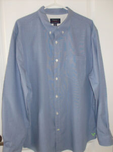 XXL  NEW 2  Mens Shirts - LaCoste and American Eagle