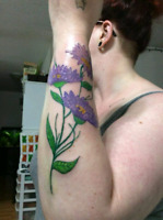 Tattoo work for great prices!