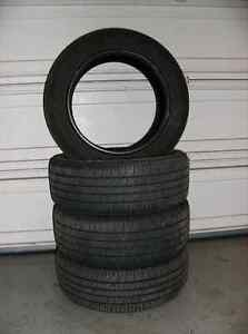 4 Goodyear Eagle RS-A Tires Approx 50%