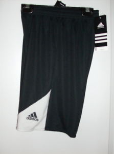 NEW Kids Adidas Shorts with Tag - Climalite Size  Youth Med