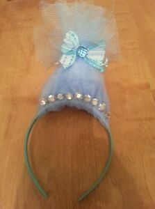 hand made troll headband
