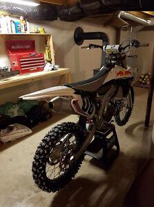 Yamaha YZ 450 2012