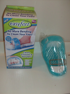 NEW Easyfeet - Clean your feet with no more bending