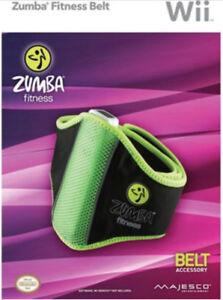 Wii Zumba Fitness Belt