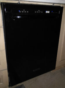 Dishwasher, Fridge, and Stove