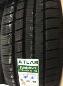 PNEUS HIVER WINTER TIRES 215/55R18 225/40R18 225/60R18 235/45R18