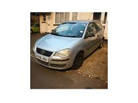 2006 Volkswagen Polo Manual Petrol 1.2 3Door Hatchback, Silver HPI Clear