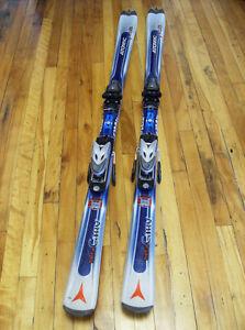 Ensemble Ski Alpin Atomic 160cm