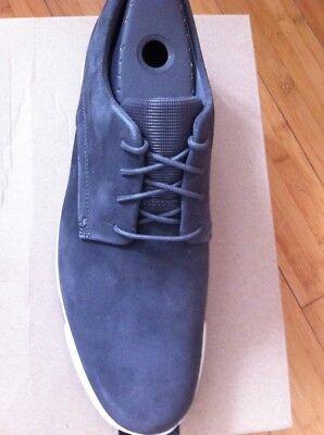 Clarks Tynamo Walk Dark Grey Suede Size 9.5 G