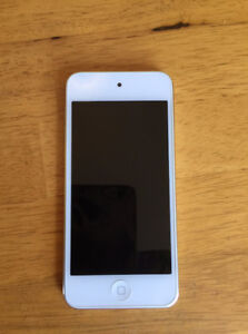 Ipod Touch 5 32 gigs blanc