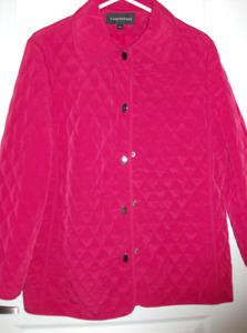 $30 Ladies Coat by Fen-Nelli & $20 NEW Fleece Coat with Hood