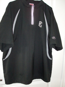 Men's L-XL - Baseball Jacket, Golf Shirts, and Nike Jersey