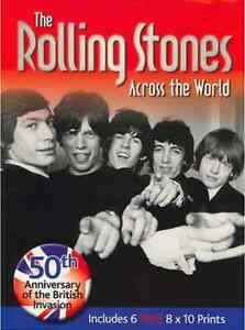 The Rolling Stones Across the World 50th Anniversary bool