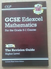 New GCSE Maths Edexcel Revision Guide Higher for the Grade 9-1