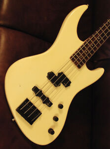 Vintage Bass: '88 Guild Pilot Bass SB602 with Upgrades