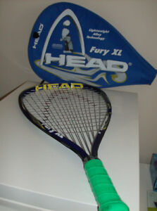 Head - Racquetball Racquet - Fury XL Alloy Lightweight