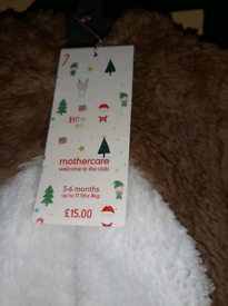 Mothercare 3-6 months