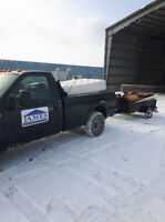 Fast, Reliable, Junk Removal in any weather