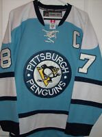 (NEW) Sidney Crosby #87 - Rare Hockey Jersey Pittsburgh Penguins