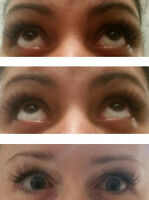MAKE UP LASH EXTENSIONS HAIR MOBILE SERVICES AT HOME!!!