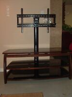 TV Stand for Large Flatscreens