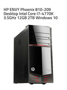 Pc gamer gaming pc tour tower gtx 760 cpu i7 4700k z97 sli krait
