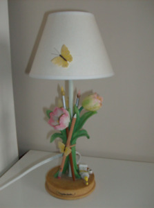 Tulip Lamp by Artist Marjolein Bastin for Babies Room