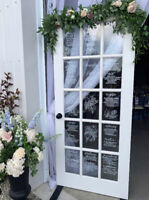 Wedding Lettering/Signs